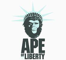Ape Of Liberty Unisex T-Shirt