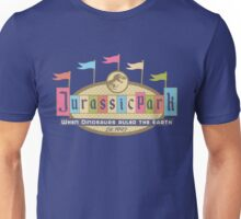 Jurassic Land Unisex T-Shirt