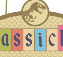 Jurassic Land Sticker