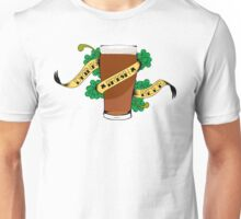 Drink Irish Beer Unisex T-Shirt