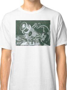 Microscope or Telescope Classic T-Shirt