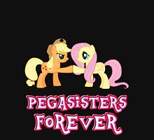 Pegasisters Forever (No Heart) 6 Womens Fitted T-Shirt