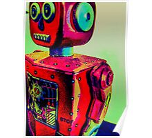 Robot Automatic Poster