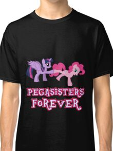 Pegasisters Forever (No Heart) 14 Classic T-Shirt