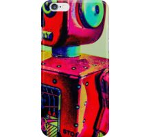 Robot Automatic iPhone Case/Skin