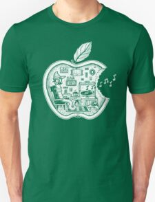 The Apple Core (white) T-Shirt