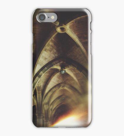 Glasgow Uni Cloisters iPhone Case/Skin