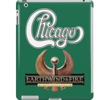 Chicago Earth Wind Fire Heart and Soul Tour 2016 AM1 iPad Case/Skin