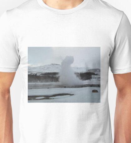 Geysir Unisex T-Shirt