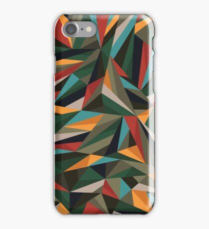 Sliced Fragments iPhone Case/Skin
