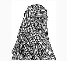 Snake Burqa Unisex T-Shirt