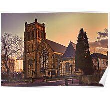 Jesmond Parish Church Poster