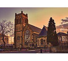 Jesmond Parish Church Photographic Print