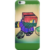 MineCraft KID iPhone Case/Skin