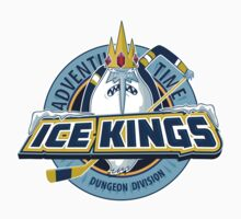 Ice Kings -Hockey Team by morlock
