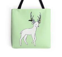 Halloween Deer Tote Bag
