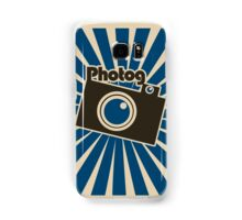 Photog Samsung Galaxy Case/Skin