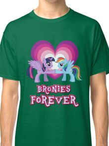 Bronies Forever 3 Classic T-Shirt