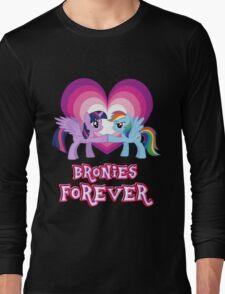 Bronies Forever 3 Long Sleeve T-Shirt