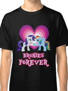 Bronies Forever 4 Classic T-Shirt