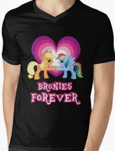 Bronies Forever 5 Mens V-Neck T-Shirt