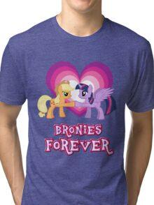 Bronies Forever 8 Tri-blend T-Shirt
