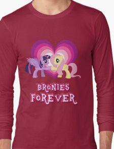Bronies Forever 13 Long Sleeve T-Shirt