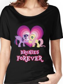 Bronies Forever 13 Women's Relaxed Fit T-Shirt