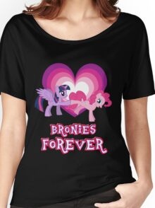 Bronies Forever 14 Women's Relaxed Fit T-Shirt