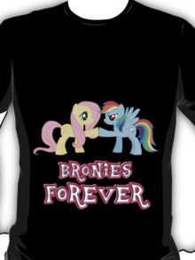 Bronies Forever (No Heart) T-Shirt