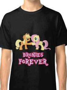 Bronies Forever (No Heart) 6 Classic T-Shirt