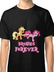 Bronies Forever (No Heart) 7 Classic T-Shirt