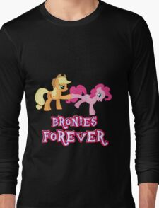 Bronies Forever (No Heart) 7 Long Sleeve T-Shirt