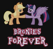Bronies Forever (No Heart) 8 by LegendDestroye