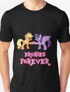 Bronies Forever (No Heart) 8 T-Shirt