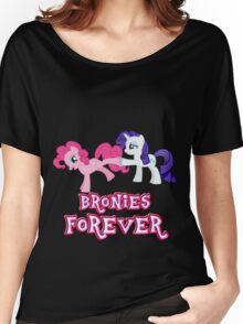 Bronies Forever (No Heart) 11 Women's Relaxed Fit T-Shirt