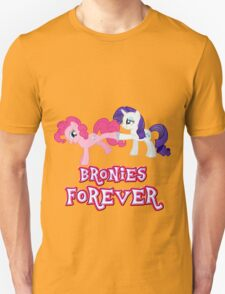 Bronies Forever (No Heart) 11 T-Shirt