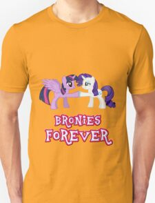 Bronies Forever (No Heart) 12 T-Shirt