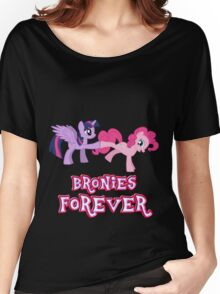 Bronies Forever (No Heart) 14 Women's Relaxed Fit T-Shirt