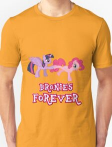 Bronies Forever (No Heart) 14 T-Shirt