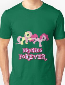 Bronies Forever (No Heart) 15 Unisex T-Shirt