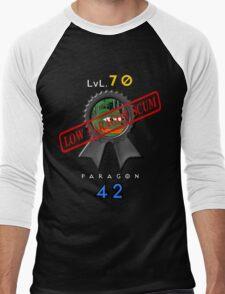 Low paragon scum Men's Baseball ¾ T-Shirt