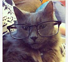 Professor Katz by Sarah Frick