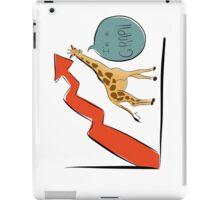 Jodie the G-RAPH iPad Case/Skin