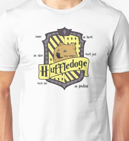 Huffledoge Unisex T-Shirt