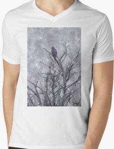 Hawk in Winter T-Shirt