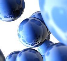 Blue balls by carloscastilla