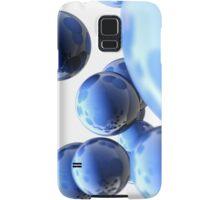 Blue balls Samsung Galaxy Case/Skin