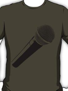 Clean microphone T-Shirt