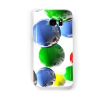colored balls Samsung Galaxy Case/Skin